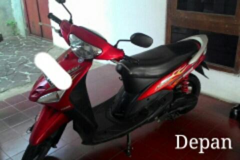 Wts/ Dijual Yamaha Mio Sporty 2006 Istimewa Tangan Pertama