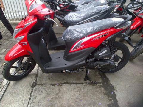 Honda New Beat Pop Cw Fi Di Cimahi/Bandung