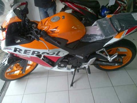 Honda New CBR 150 AHM Di Bandung/Cimahi