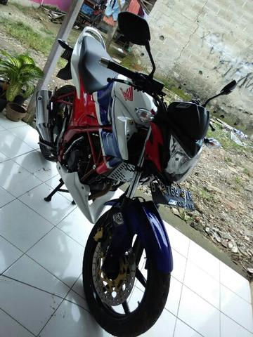 Honda CB150 2013 Modif