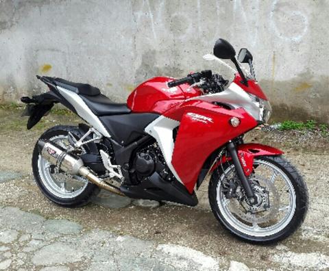 WTs Honda CBR 250 ABS MERAH 2011/2012 MODIF LIKE NEW no ninja 150