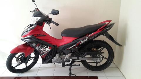Yamaha Jupiter MX ATCW Mei 2014 KM 1600