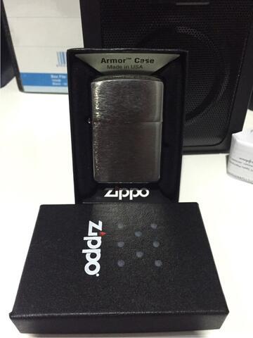Zippo Ori Armor Case