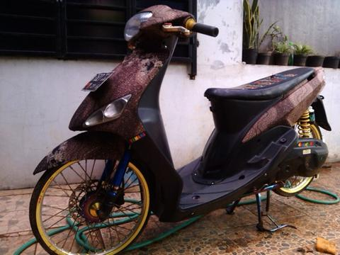 Yamaha Mio Sporty Th.2006 Modification Batik