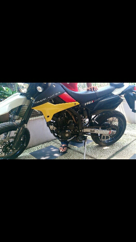 Kawasaki D-Tracker X 250 CC Tahun 2013
