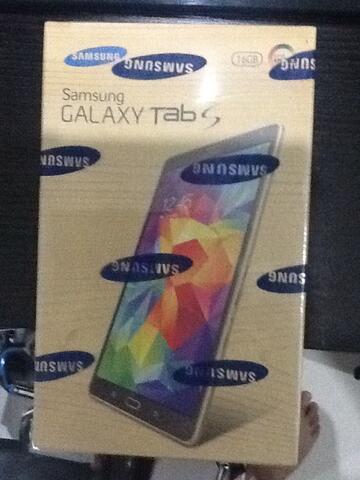 WTS : Samsung Galaxy Tab S 8.4 Bronze (BNIB)