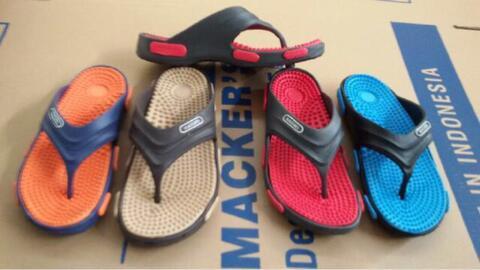 Sandal Macker's, sandal keren buat hangout