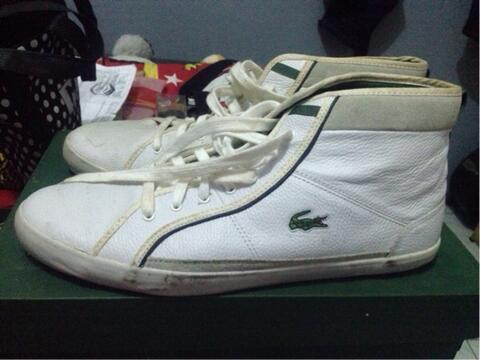 Sepatu Lacoste Original 2nd