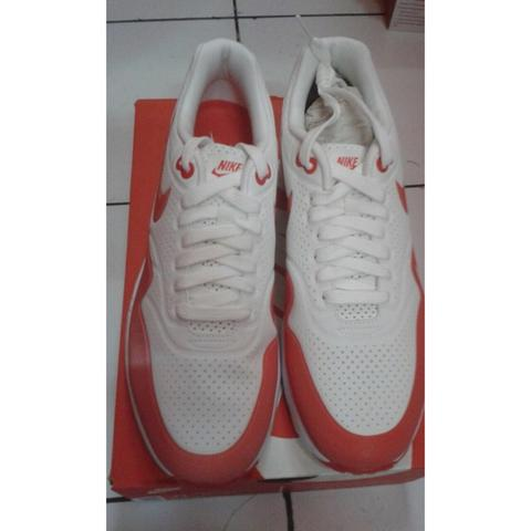 Nike Air Max 1 Ultra Moire Red/white
