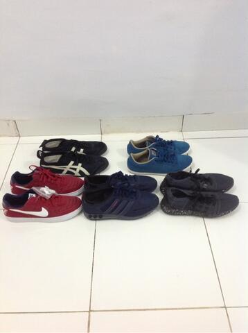 WTS Sneakers original Adidas Tricot Plimcana LA Trainer Nike Tiempo Trainer Asics OT