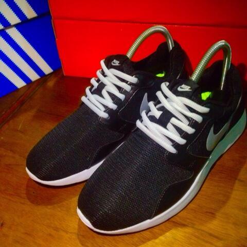 nike kaishi run black size 39