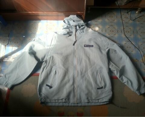 Terjual jaket polar outdoor columbia original size L lokal bandung ... b506af03e8