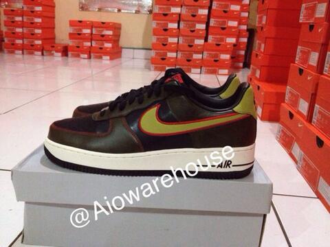 Sepatu Nike Air Force 1 original 100%...!!!