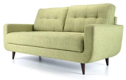 Terjual Sofa Retro Modern Minimalis Sofa Vintage 150cm