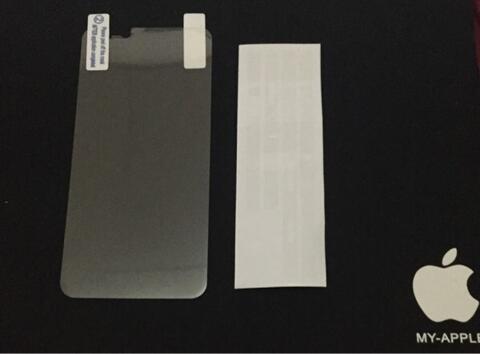 Anti gores fullbody iPhone 6 (depan-belakang-samping)