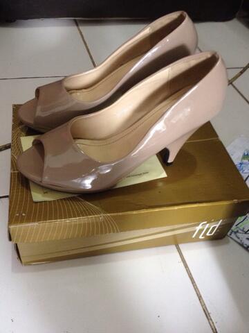 Terjual sepatu wanita fladeo  100826987c