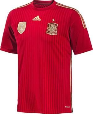 WTB JERSEY SPAIN WORLD CUP 2014