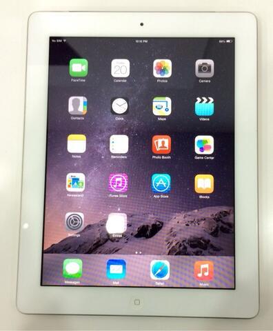 iPad 2 64gb white 3G wifi Fullset Mulus