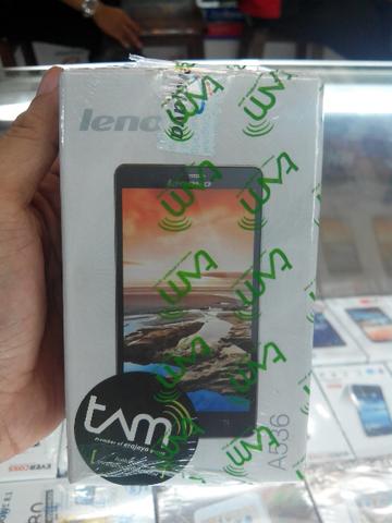 Lenovo A536 Baru Kitkat Quadcore Ram 1gb Layar 5 Inch