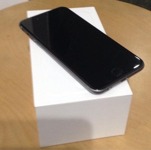 WTS Iphone 6 128 grey like new!