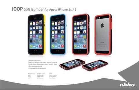 JOOP. Soft Bumper iPhone 5/5S. Habisin Stock
