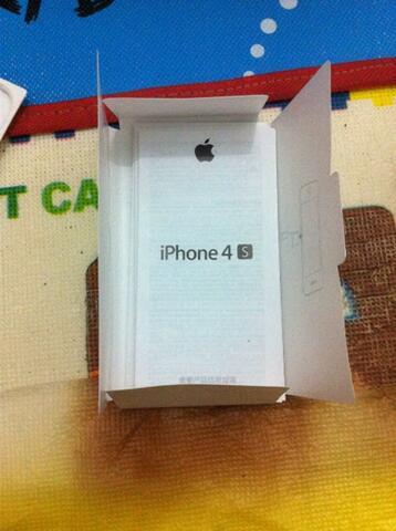 Jual iphone 4 16GB Second