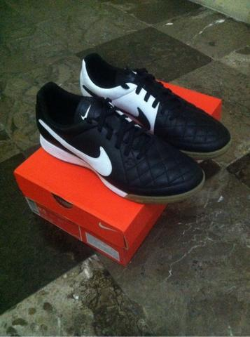 [BNIB] Nike Tiempo Genio Leather IC size 43 Original