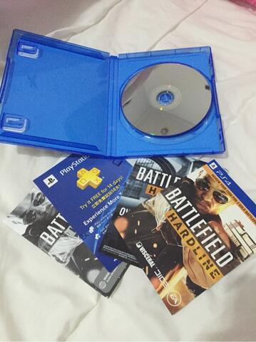 BD PS 4 Battlefielf Hardline