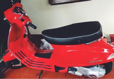 Vespa S150ie 2013 Top Condition Jogja