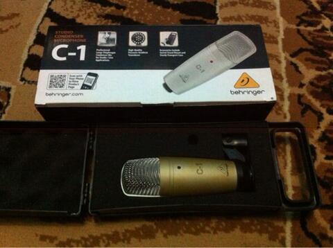 Behringer Microphone C-1 murah