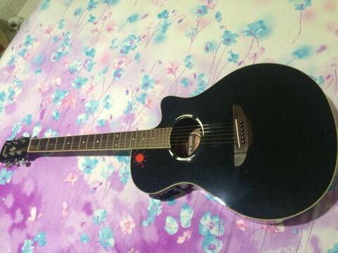 gitar akustik elektrik Yamaha APX 500ii
