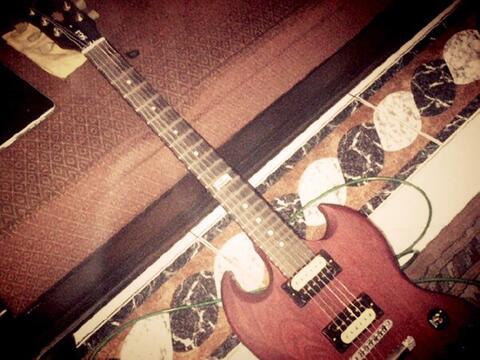 Gibson SGJ anniversary 120 years