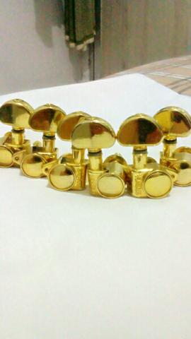 GROVER dryer/ tuning machine, Korea Gold 3x3..muluss kinclong...