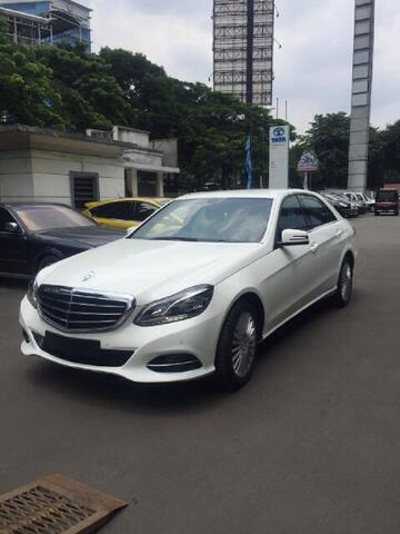 Mercedes benz E 250 cdi facelift (Diesel)