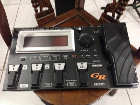 +++ Roland GR-55 Guitar Synthesizer +++