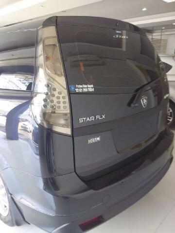 Proton Exora Star FLX angs Hanya 2jtan