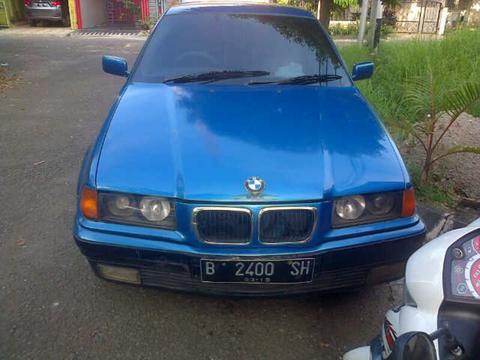 Jual Cepat BMW 320i th.92 Harga Damai