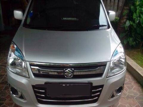 suzuki karimun wagon R GX 2014 full accesoris super mulus