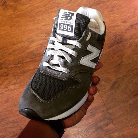 WTS sepatu New Balance monggo new + Original guarantee