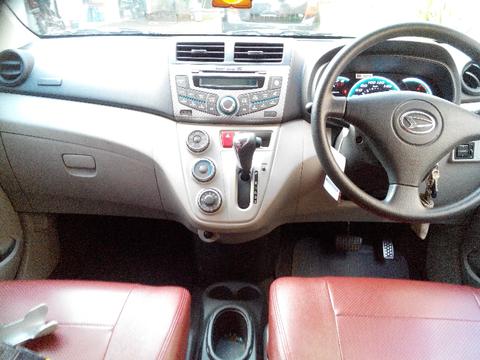 Daihatsu Sirion 2013 A/T