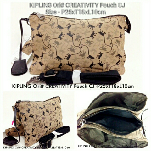 Terjual KIPLING Ori  da3a5f2ff6