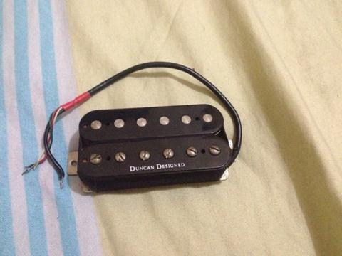duncan designed hb 102 bridge pickups gitar versi korea seymour duncan