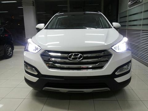 Hyundai Santafe Gasoline & CRDI VGT D-Spec 2015 SUV terbaik ( terbaik diskonnya )