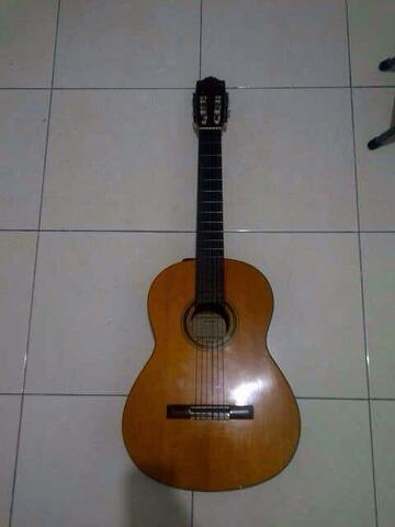 Gitar Yamaha CG101A second