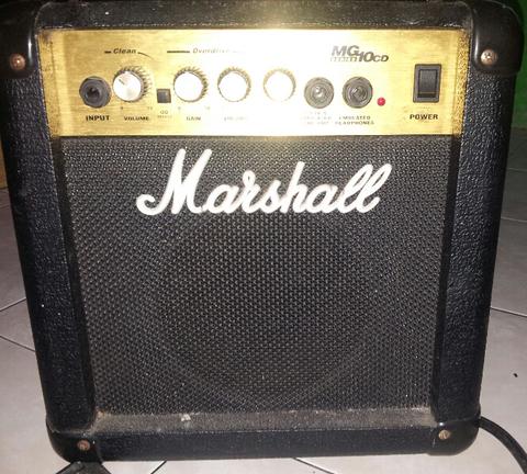 ampli kamar - Marshall MG10cd