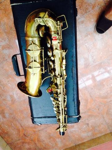 alto saxophone made in Italy