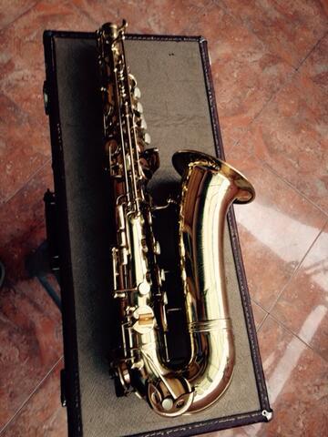 alto saxophone vito