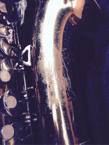 alto saxophone cleveland Ohio USA
