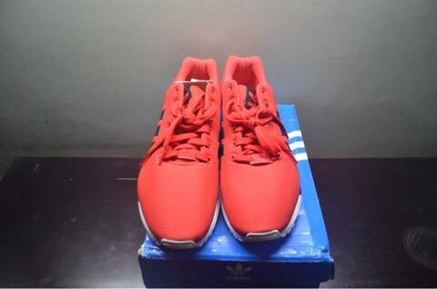 Adidas ZX FLUX 44 2/3 Poppy Red