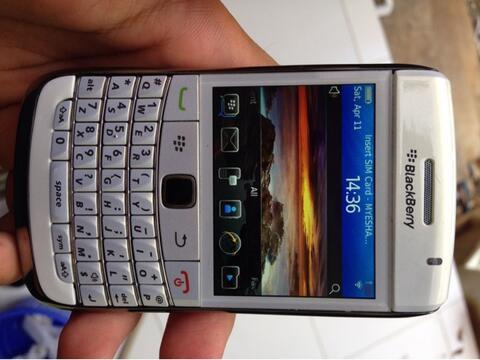 Blackberry Bold 9780 Onix 2 batangan